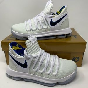 on sale a06a0 aed53 Nike Shoes - 🆕 Nike Zoom KD 10 Limited NBA GS Warriors Home